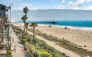 Manhattan Beach strand