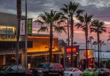 Manhattan Beach happy hour